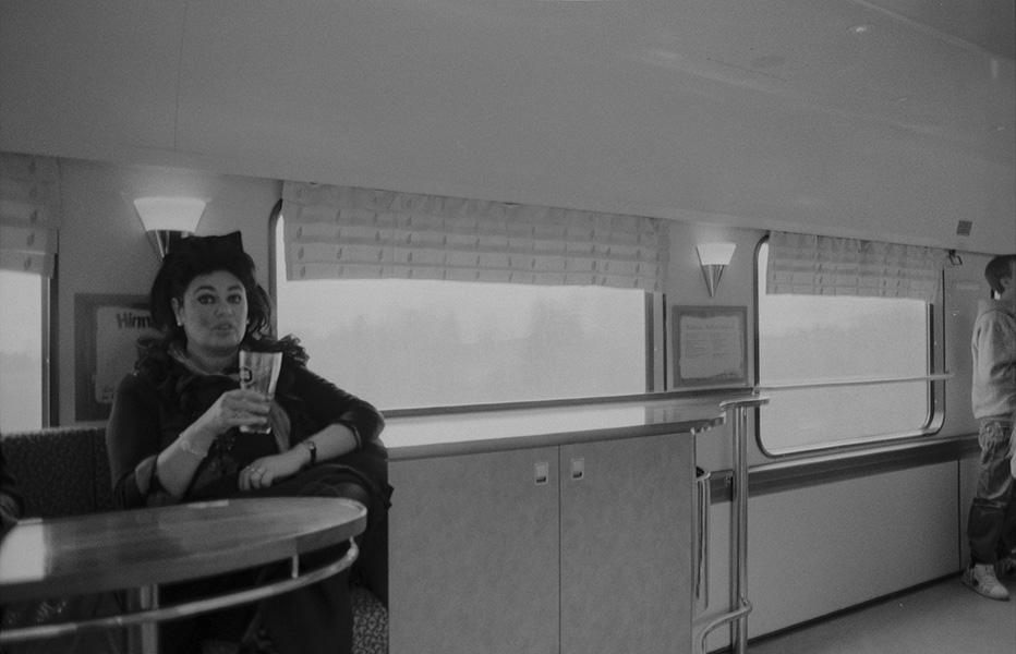 Helsinki - Tampere Train